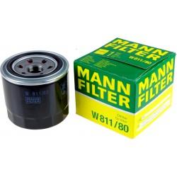 Фильтр Mann W811/80 масл.
